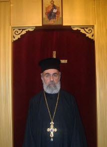 The Very Reverend Father Luke Matar