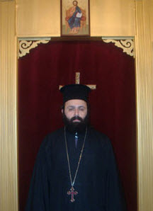Reverend Father Nicolas Matar